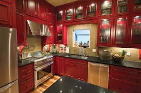 Decorating Your Home Design Ideas With Cool Trend Color For - Color of kitchen cabinets