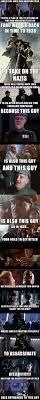 Best Star Wars Meme - 27 times the internet made star wars hilarious smosh