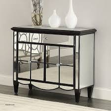Mirrored Accent Table Uncategorized Awesome Mirrored Console Table With Drawers
