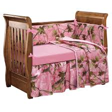 Camouflage Bedding For Cribs Pink Camouflage Comforter Sets 4 Pink Camo Baby Crib Bed