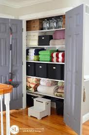 linen closet organization bystephanielynn