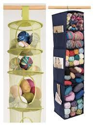 ikea hanging storage knit purl crochet