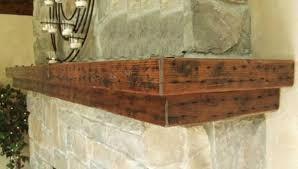 wooden fireplace mantels ideas amys office