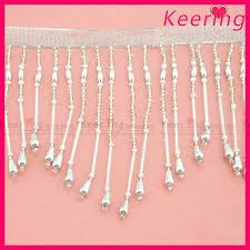 Beaded Fringe For Curtains Curtains Ideas Decorative Trim For Curtains Pictures Of