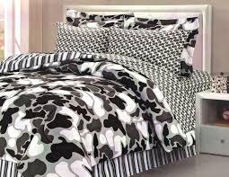 Design Camo Bedspread Ideas Black And White Camo Bedding Unique White Camo Bedding Ideas