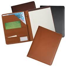 Resume Padfolio Leather Padfolios Personalized Leather Padfolio Covers