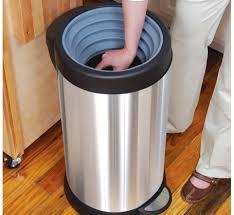 compacteur cuisine smash can la poubelle avec compacteur manuel actinnovation
