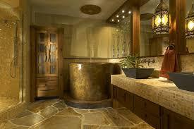rustic bathroom design the unique traditional rustic bathroom design vizdecor