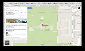 Google Maps Washington by Google Apologizes After Maps Searches Direct Users To The
