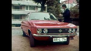 Opel Manta A 1970 1975 Youtube