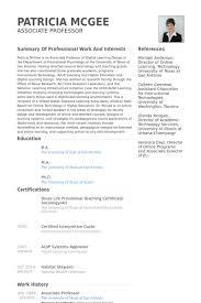 curriculum vitae sle college professor accounting professor resume sales professor lewesmr