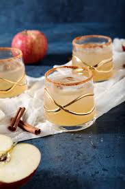 gin apple pie cocktail a delightful fall cocktail from the