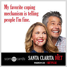 Diet Meme - funny santa clarita diet memes ecards someecards