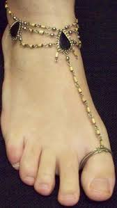 about toe rings images Anklet wikipedia jpg