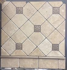 backsplash new metal medallion backsplash luxury home design