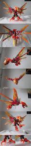 revamp ikir creature of fire by vahki6 on deviantart
