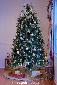 how to add personal style to your tree decorating