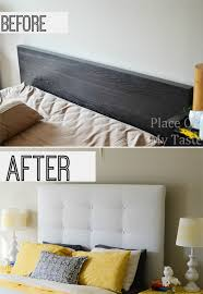 King Headboards Ikea by Ikea Hacks A Diy Upholstered Malm Headboard
