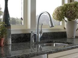 allora kitchen faucet faucet 989 ar dst in arctic stainless by delta