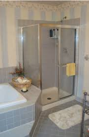 best way to clean glass shower door fancy small bathroom remodel with larger glass shower enclosure