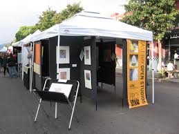 Canopy Photo Booth by Art Fair Booth Rental Booth Design Inspiration Pinterest