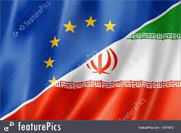 National Flag Iran Illustration Of Europe And Iran Flag