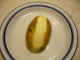 Potatoes As Main Dish - what is your favorite sauce to pour over baked potatoes home