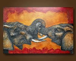 paintings of elephants best 25 paintings of elephants ideas on elephant art