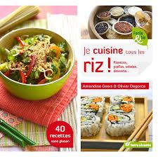 livre cuisine pdf je cuisine tous les riz risottos paëllas salades desserts