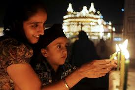 why do sikhs celebrate diwali they are actually celebrating bandi