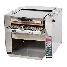 Commercial Conveyor Toaster Hcte13m Conveyor Toaster Horizontal 1400 Slices Hr Digital