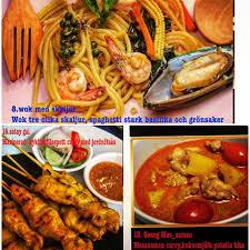 wok cuisine södras sidan wok sätra หน าหล ก