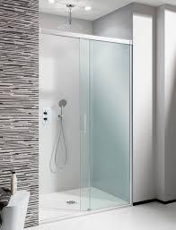 design soft close single slider shower door in design luxury