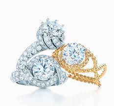Tiffany And Co Wedding Rings by Tiffany U0026 Co Schlumberger Buds Ring Engagement Rings Tiffany U0026 Co