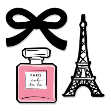 Paris Decorations Paris Ooh La La Shaped Paris Themed Party Paper Cut Outs