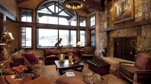 living room amazing rustic cottage interior design amazing