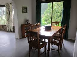 Hill Country Dining Room by Stormy Hill Country Cottage Kwazulu Natal South Africa