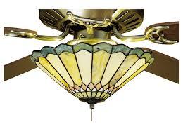 3 Light Ceiling Fan Light Kit by Meyda Tiffany Jadestone Carousel 3 Light Ceiling Fan Light
