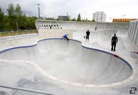 backyard skatepark germany design and ideas