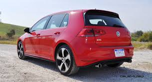 volkswagen gti custom 2015 volkswagen golf gti review
