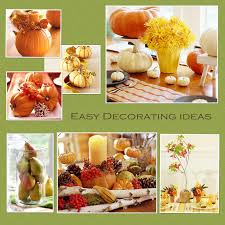 easy decorating ideas part 2 decoration for thanksgiving