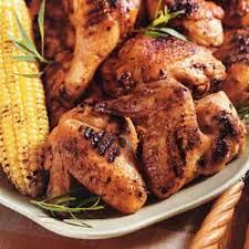 Main Dish Chicken Recipes - dijon and tarragon grilled chicken recipe epicurious com