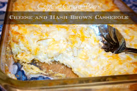 cracker barrel easter dishes copycat cracker barrel cheese and hash brown casserole tgif