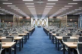 seoul national university library kwanjeong south korea 1001