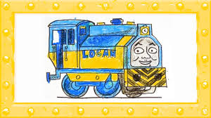 draw logan thomas friends drawing colors