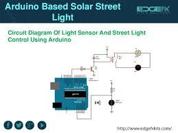 Solar Street Light Wiring Diagram - arduino light sensor wiring diagram laser function diagram light