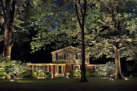Yard Lighting Landscape Lighting For Year Round Enjoyment Lucia Lighting U0026 Design