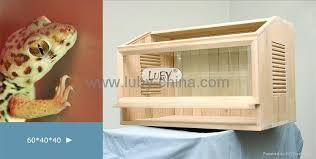 reptile wooden vivarium rkb604040a luby china manufacturer