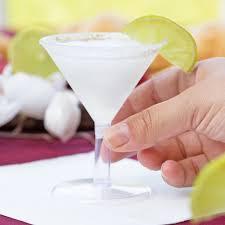 martini clear wna comet aptmt2 petites 2 oz clear 2 piece plastic martini glass