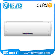wall mounted fan coil good quality high wall mounted chilled water fan coil unit for